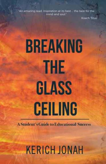 New Book Release | Breaking the Glass Ceiling by Kerich Jonah